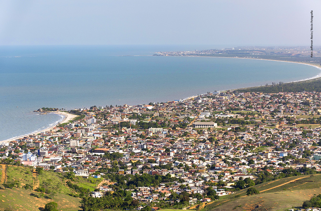 Vista de Itaipava, Itapemirim - ES